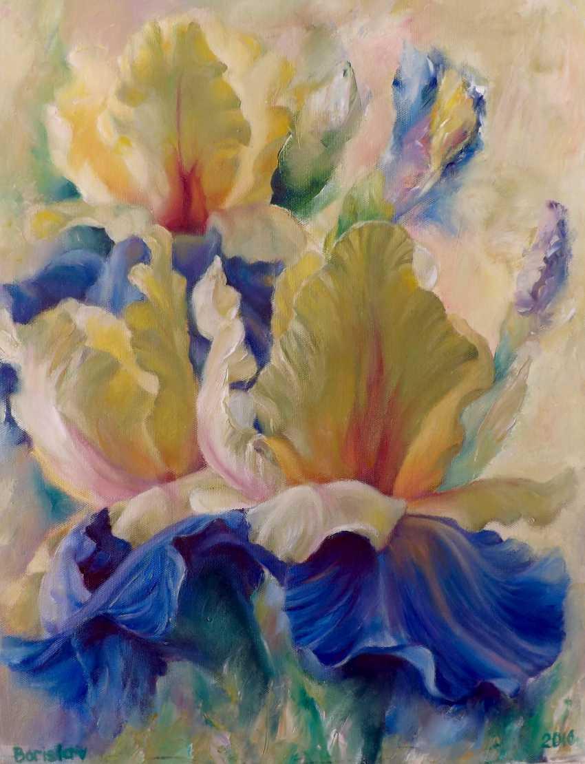 """Boris Belenko. """"Irises"""" - photo 1"""