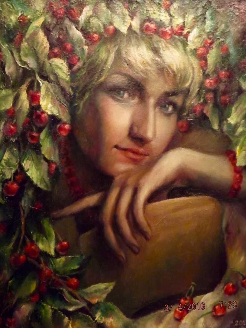 """Boris Belenko. """"Mature cherry"""" - photo 1"""