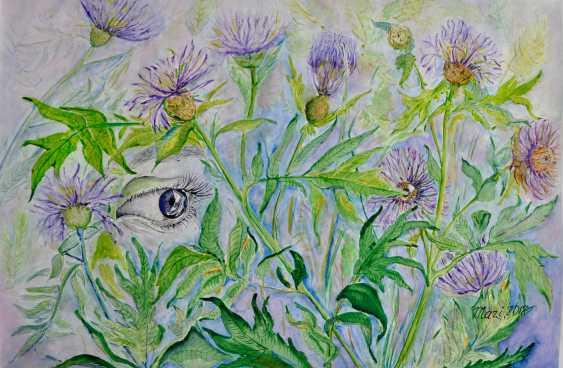 Maryna Pashchenko. Of eye colors. - photo 1