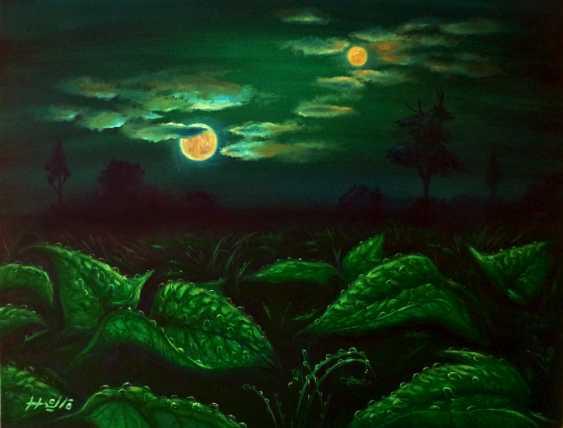 Anton Mandych. Night dew - photo 1