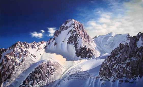 Bulat Akhmetov. The Bogdanovich Glacier - photo 1