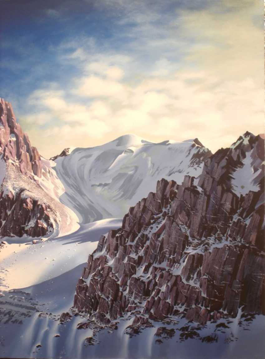 Bulat Akhmetov. The Bogdanovich Glacier - photo 2