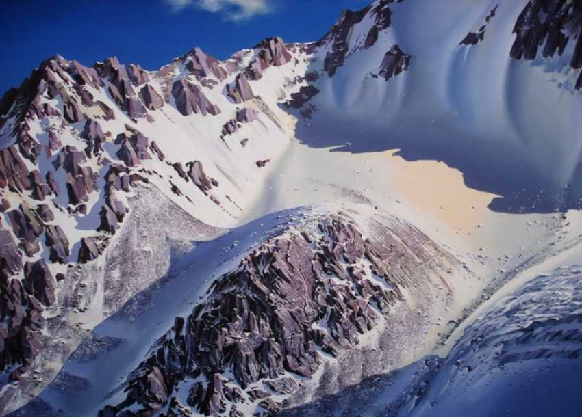 Bulat Akhmetov. The Bogdanovich Glacier - photo 3