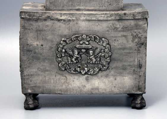 The tabernacle, Russia, presumably 17th-18th centuries, tin - photo 9