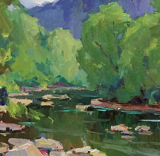 Sergei Chernyakovsky. River - photo 2