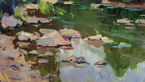 Sergei Chernyakovsky. River - photo 4