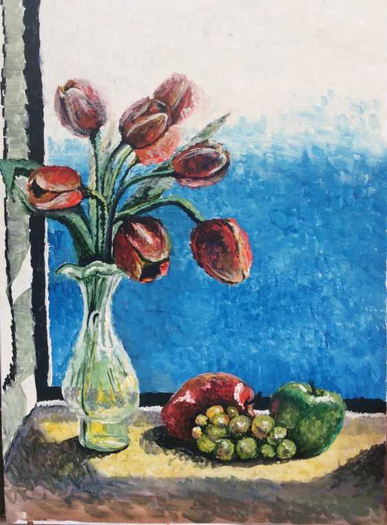 Sitora Brejneva-Muradova. Tulipes - photo 1