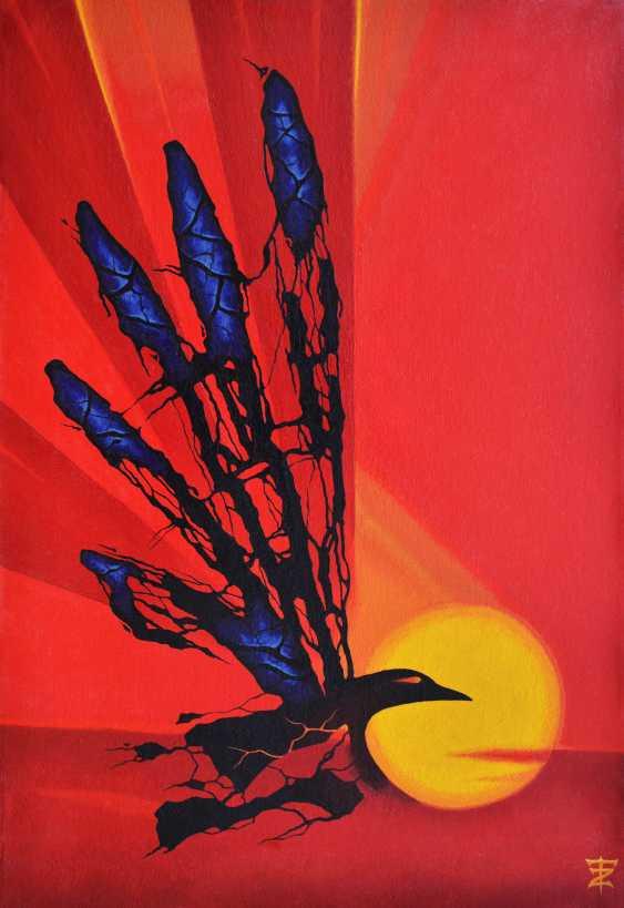 Dmitriy Traenovich. Sunset - photo 1