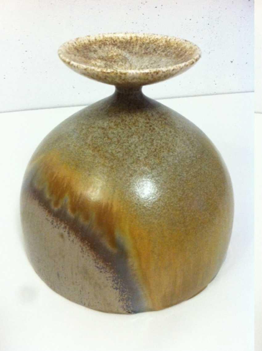 Dzmitry Shkredau. Ceramic vase - photo 2