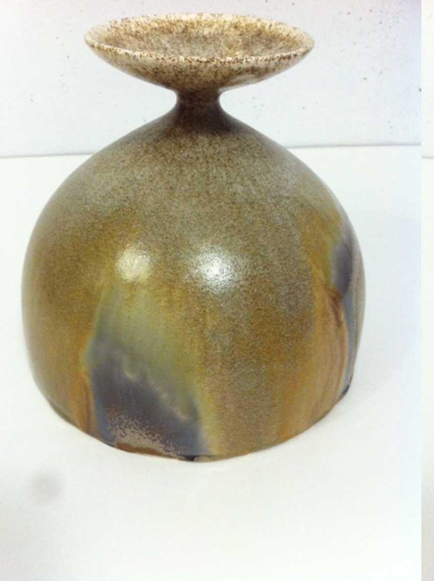 Dzmitry Shkredau. Ceramic vase - photo 3