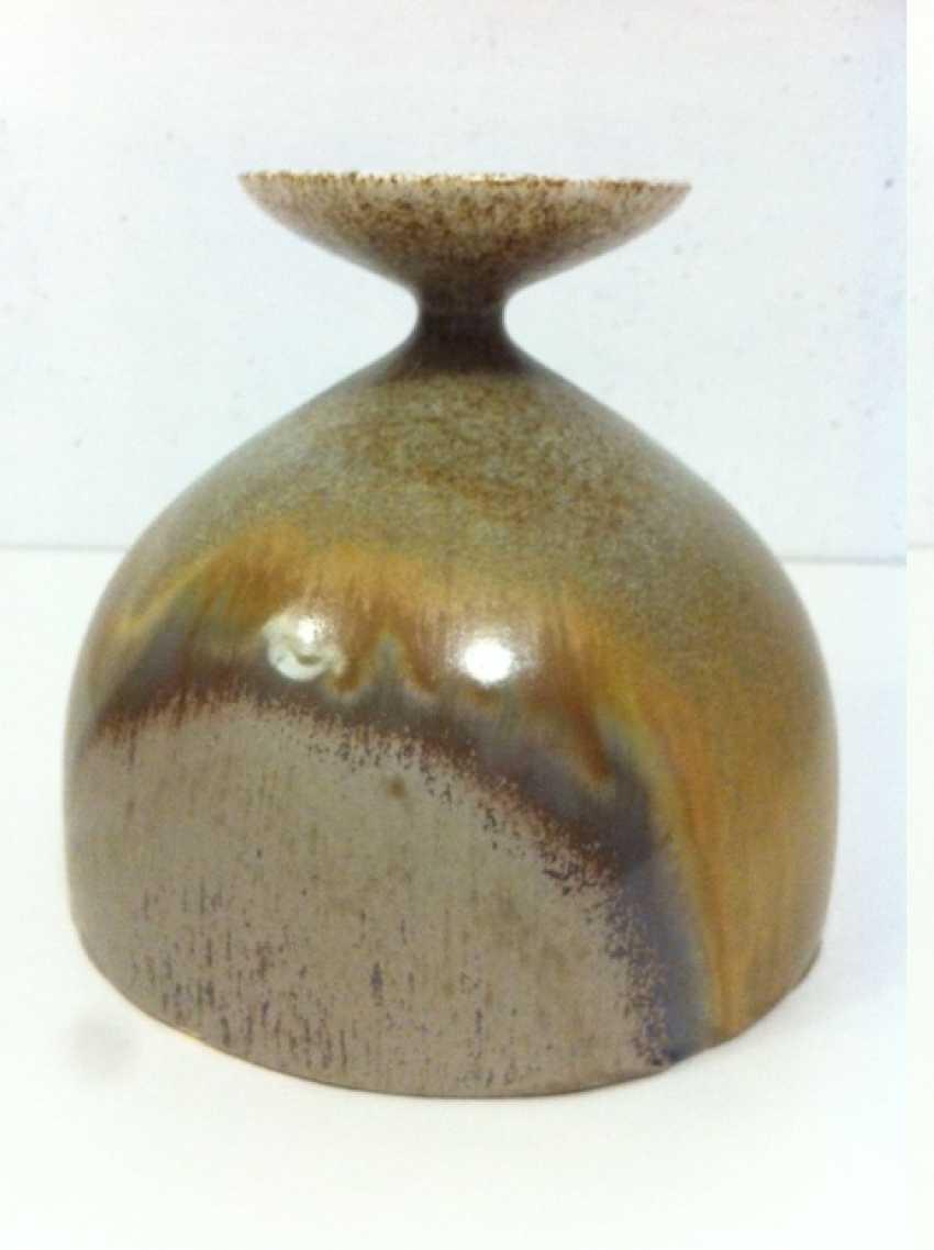 Dzmitry Shkredau. Ceramic vase - photo 4