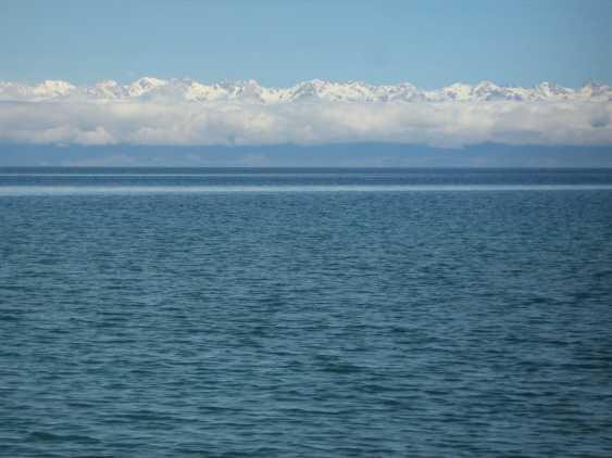 Vadim Gordeev. Mountain lake - photo 1