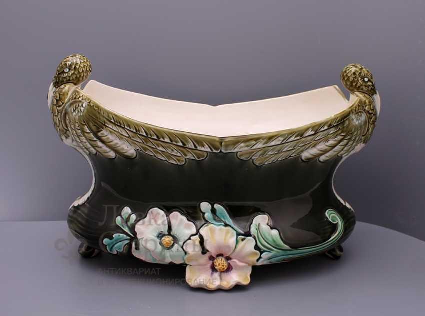 Porcelain vases - photo 4