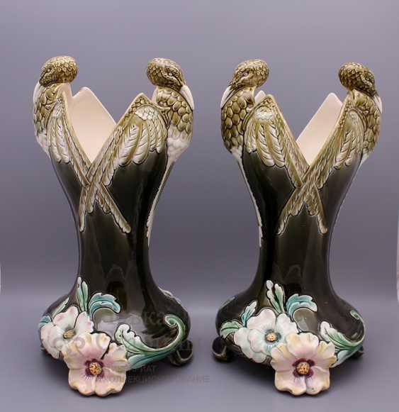 Porcelain vases - photo 6