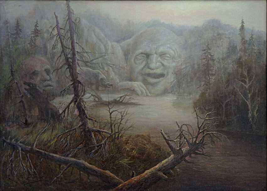 Gennadyi Sharoikin. Spirits of the forest - photo 1