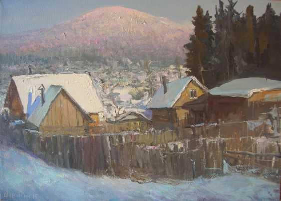 Gennadyi Sharoikin. Winter in the Urals - photo 1