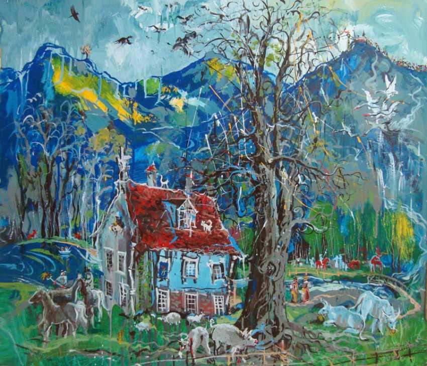 Andrey Mishagin. Vospominanie about the Alps - photo 1
