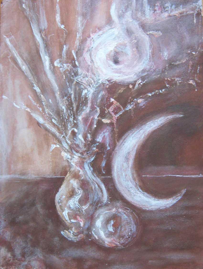 Nataliia Ivanova. Still life with Crescent moon - photo 1