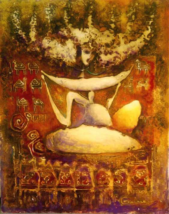 Gulnara Makhmud. The ninth month of The Ninth month - photo 1