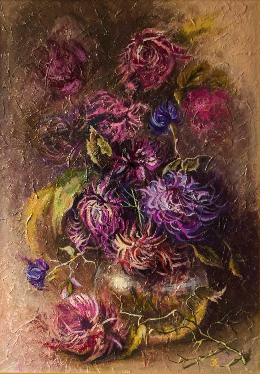 Evgenia Erkenova. Waltz of the flowers - photo 1