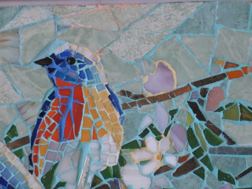 Sergei Shishkov. Mosaic miniatures - photo 3