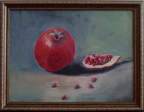Lyudmyla Cameron. Pomegranate - photo 1
