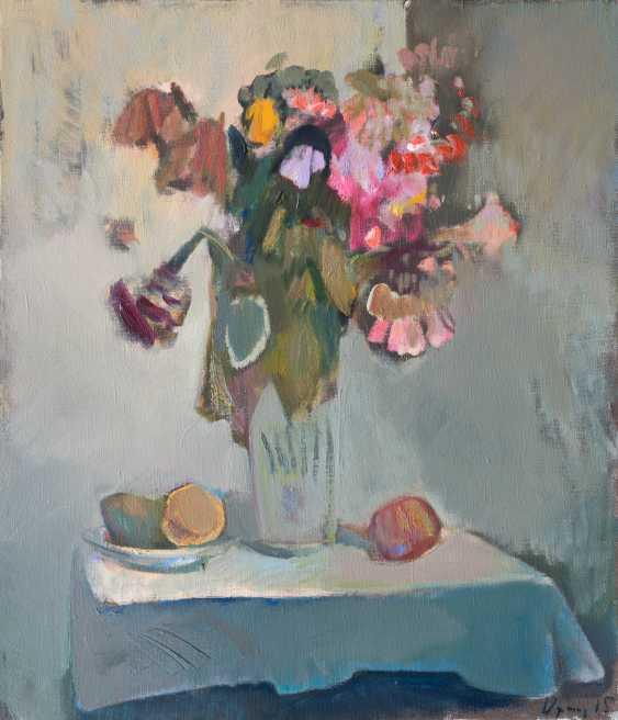Srapion Danielyan. Flowers - photo 1
