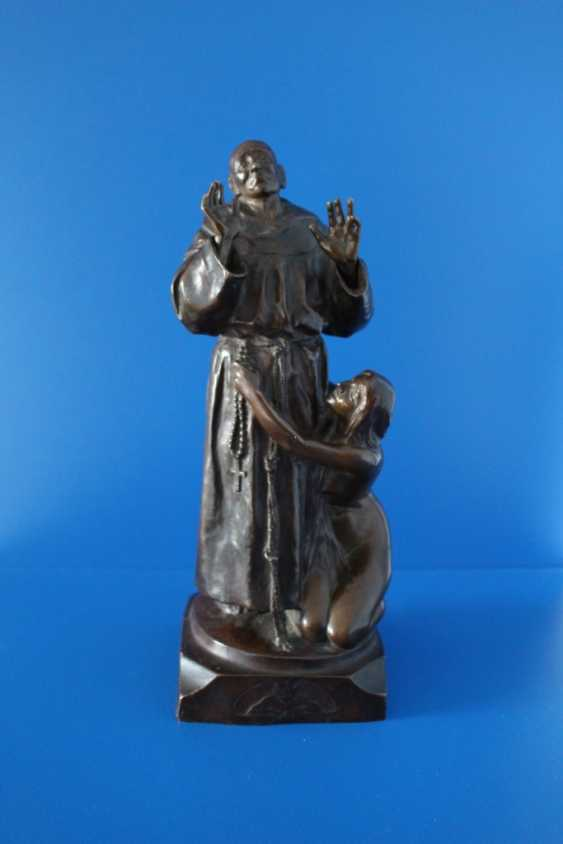 The monk and sinner, O. Petri, Germany - photo 1