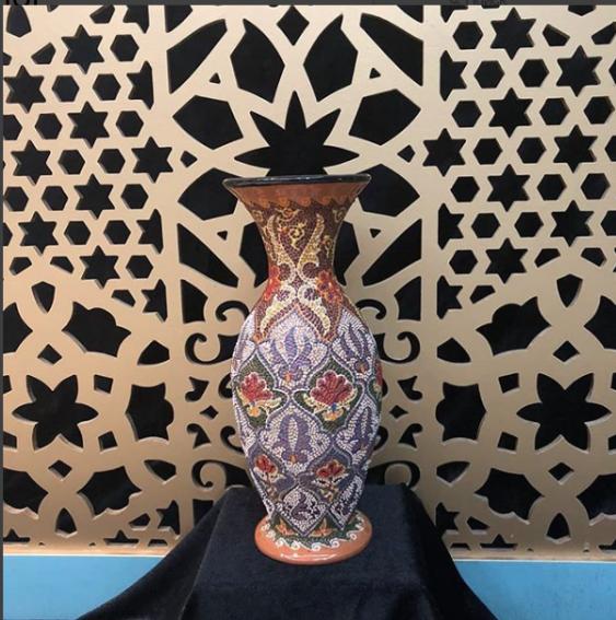 Vitaliy Malishev. Ceramic vase - photo 1