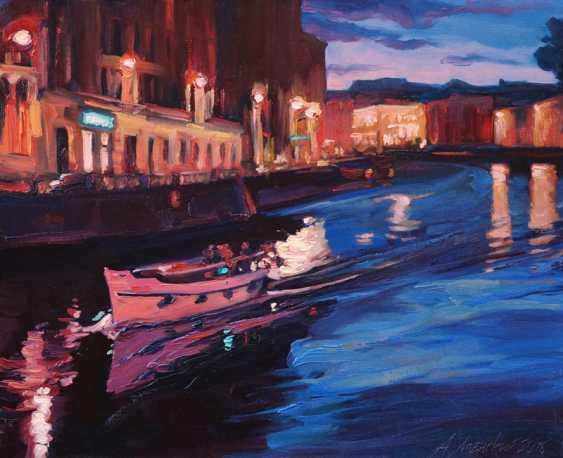 Anton Uspensky. Night boat - photo 1