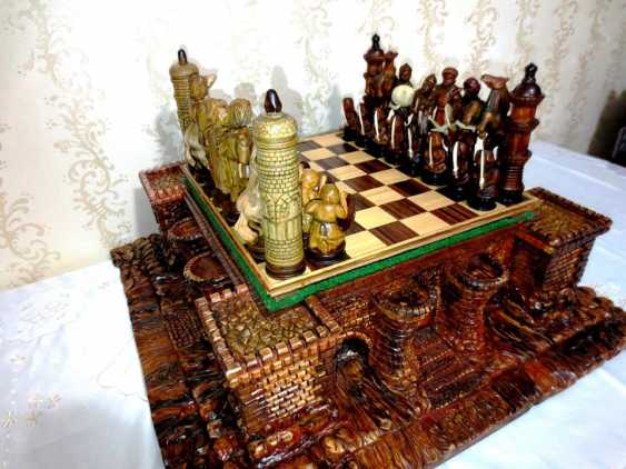 alisker iskenderov. Chess Battle for Jerusalem ..a Kingdom of Conscience ! - photo 2