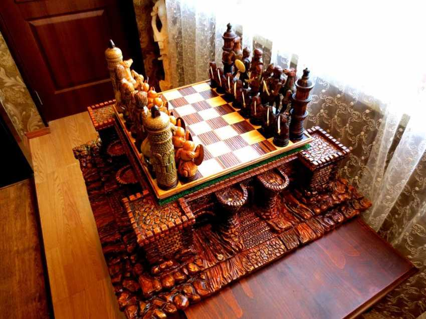 alisker iskenderov. Chess Battle for Jerusalem ..a Kingdom of Conscience ! - photo 3