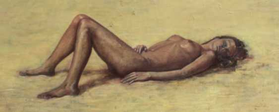 "Mushegh Grigoryan. ""Desert"" oil , canvas 160 x 145 cm - photo 2"