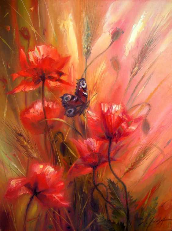 Irina Chebotareva. Poppies. - photo 1