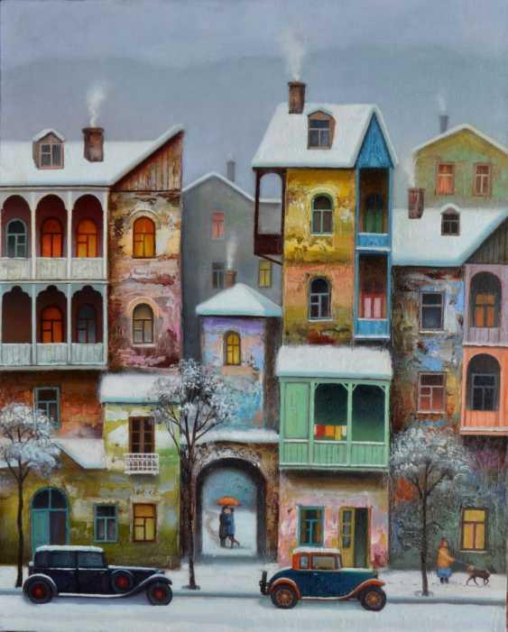 Devid Martiashvili. Le conte d'hiver - photo 1