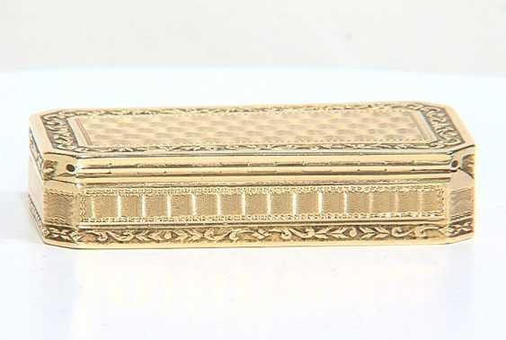 SNUFFBOX GOLD – BULGARI Collection - TA931 - photo 2