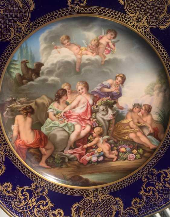 Meissen cabinet plate - photo 2