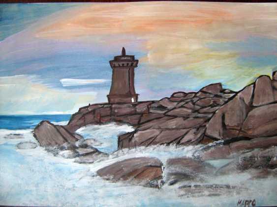 Margarita Margaryta. Der Leuchtturm und das Meer - Foto 1