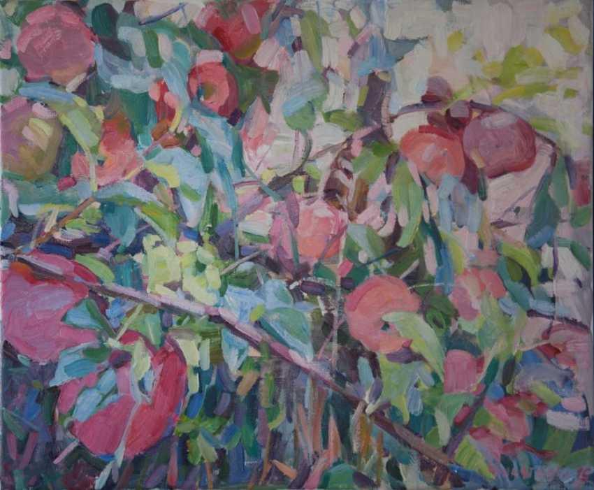 Anastasija Koerkovitsj. Apples - photo 1
