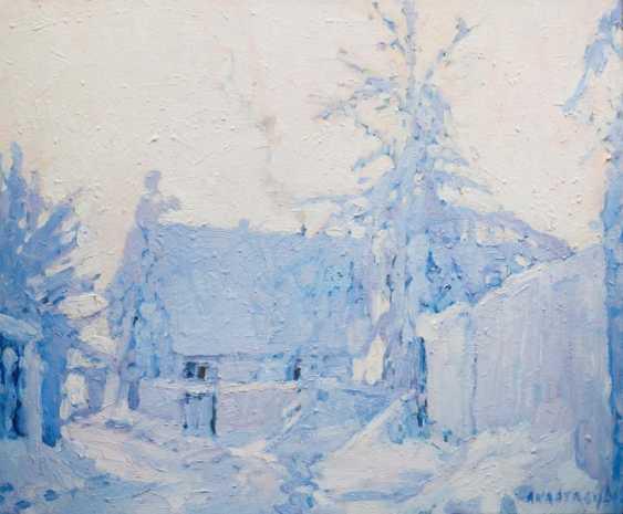 Anastasija Koerkovitsj. Winter - photo 1