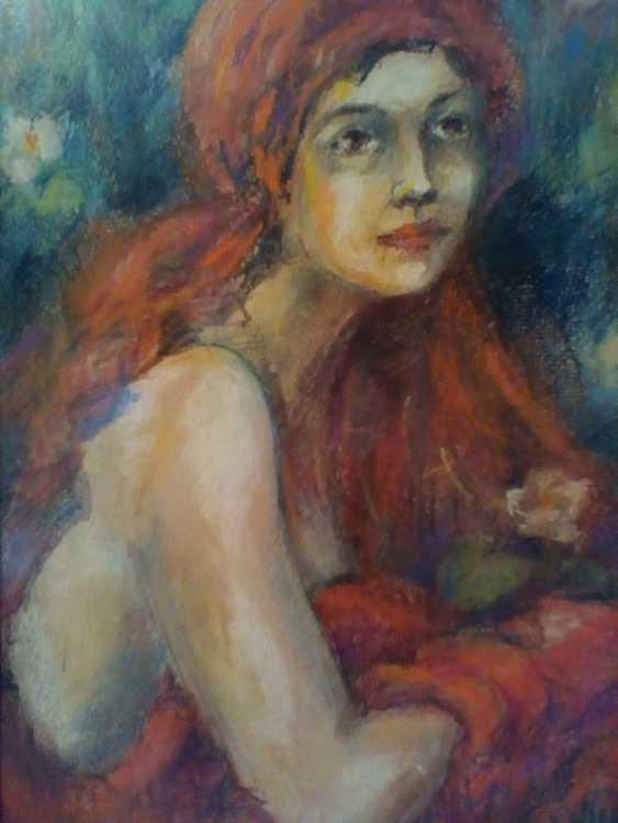 Oksana Khokhlova. Woman in waiting - photo 1
