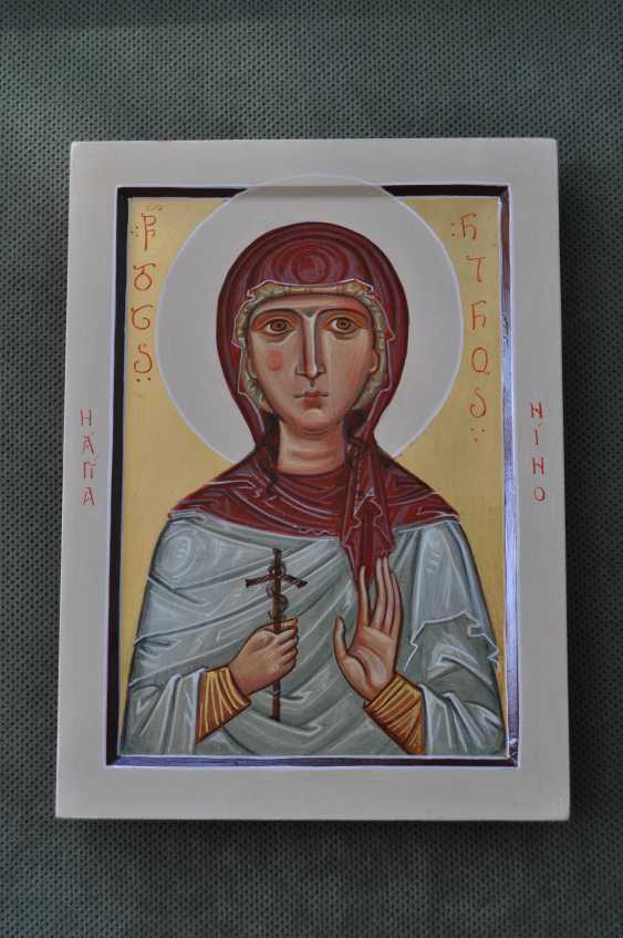 qetevani khajomia. St. Nino - photo 2
