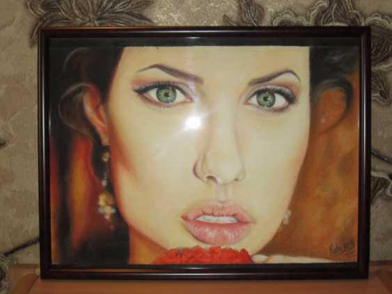 Katerina Boyko. Angelina Jolie - photo 2