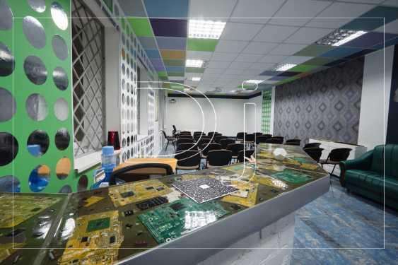 Anastasiia Djoconda. Mobile office for meetings, conferences and trainings - photo 4