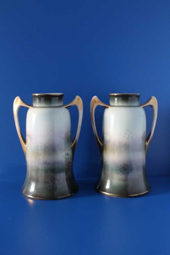 """Vases pair """"Peasant"""", Germany - photo 2"""