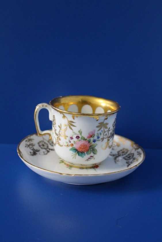 A couple of tea, Gardner, 1800-1820 - photo 1