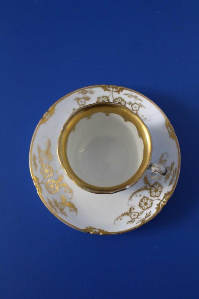 A couple of tea, Gardner, 1800-1820 - photo 3