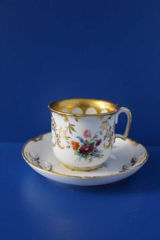 A couple of tea, Gardner, 1800-1820 - photo 2