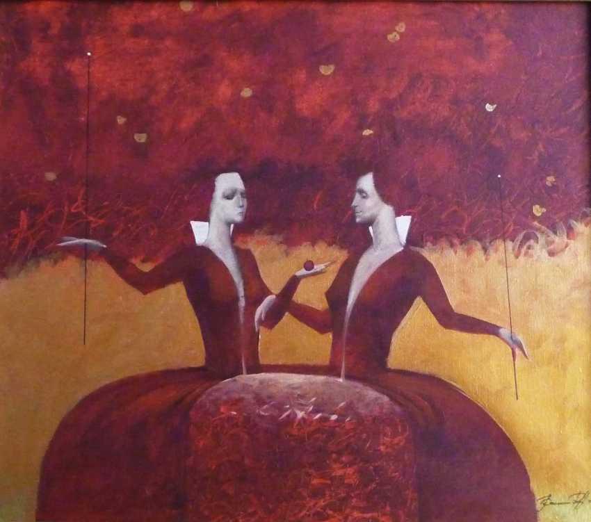 "Roman Bellanin. ""Le duo"" - photo 1"