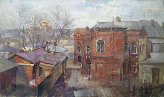 "Roman Bellanin. ""Saratov yard"" - photo 1"